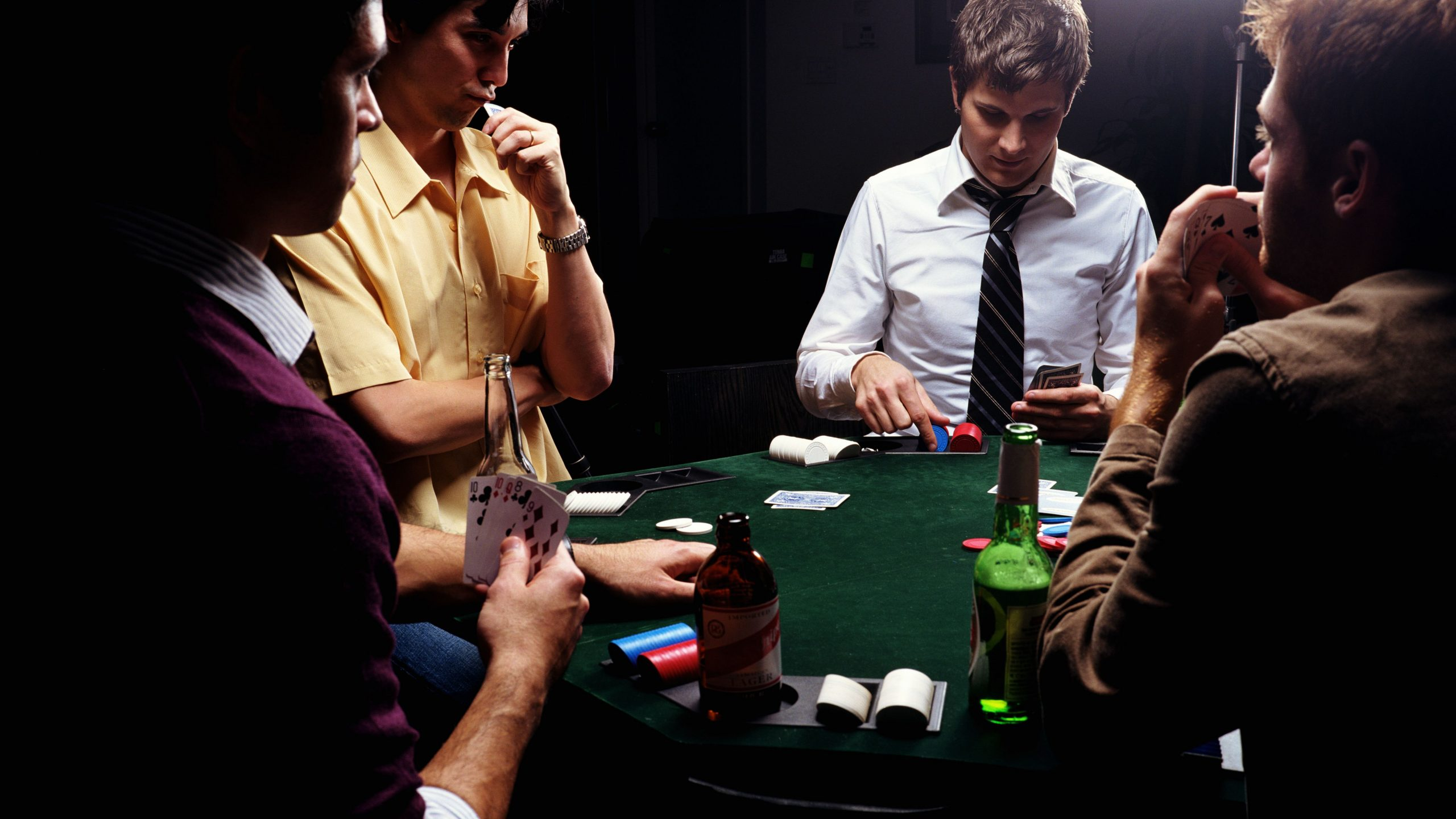Learn How To Take The Headache Out Of Gambling