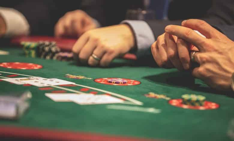 How To Make Your Gambling Look Superb In Five Days