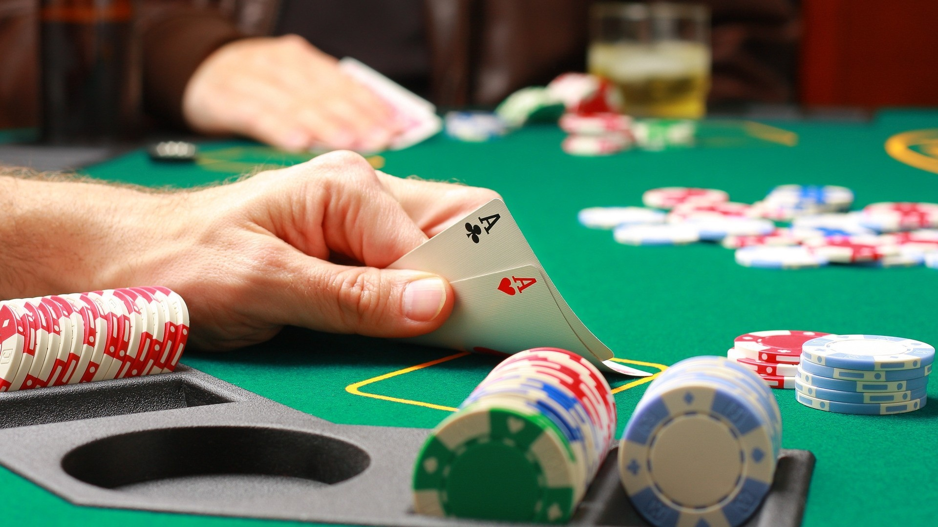 The Online Casino Game