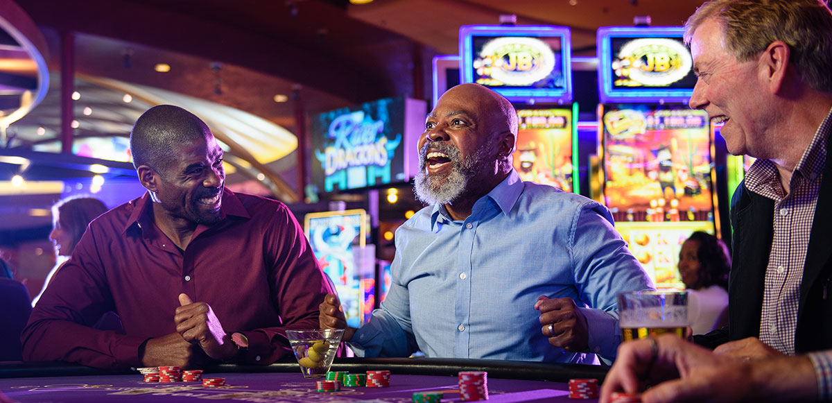 Three Reasons Why You Should not Gambling The Third Time